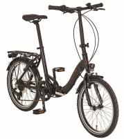 Dviratis URBANICER 20.BSU.10 20 Folding bikes