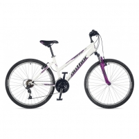 Dviratis Vectra Extreme White // Glitter Violet 18 Bikes available