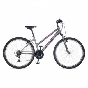 Velosipēds Vectra Ritual Silver matte // Ritual Silver matte 18 Kalnu (MTB) velosipēdi