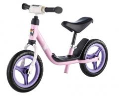 Dviratukas-paspirtukas RUN 10 GIRL (pažeista pakuotė) Balansiniai dviratukai