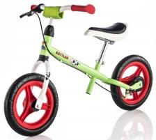 Dviratukas-paspirtukas SPEEDY 12.5 EMMA green Paspirtukai, balansiniai dviračiai