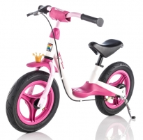 Dviratukas-paspirtukas SPIRIT AIR 12.5 PRINCESS Paspirtukai, balansiniai dviračiai