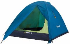 Double tent Montana 2 Tent Mosaic Blue Camping tents