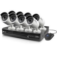 DVR Kit PMX 4008 8CH+8camera Vaizdo įrašymo įrenginiai