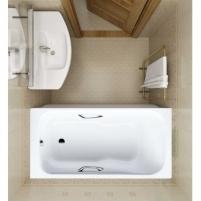 Dyna Set vonia 170X75X43cm In the bathroom