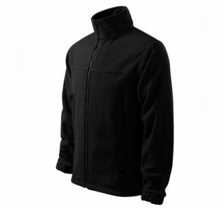 Džemperis ADLER 501 Fleece Vyriškas Black, L dydis Kariški, medžiokliniai džemperiai ir megztiniai