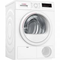 Džiovyklė skalbinių Bosch Dryer WTH852L7SN Condensed, Condensation, 7 kg, Energy efficiency class A++, White, Depth 60 cm, LED,