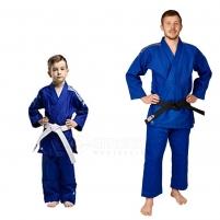 Dziudo kimono adidas CONTEST II, mėlyna Karatė - dziudo