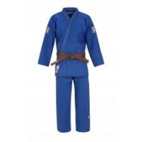 Dziudo kimono CHAMPION IJF 750g 160cm mėlynas Karatė - dziudo