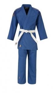 Dziudo kimono JUDO CLUB 360g 150cm treniruot.mėlyn Karatė - dziudo