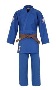 Dziudo kimono MATSURU MONDIAL IJF Blue
