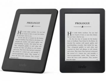 E-skaityklė AMAZON Kindle Paperwhite 3 (2015) 6 HD