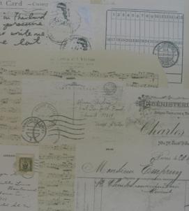 E77107 10,05x0,53 m tapetai, margas laiškai, kl.M.Vlies