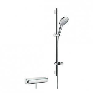 Ecostat Select Combi su raindance Select S150 dušo komplektas 3