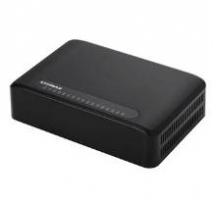 Edimax 16x 10/100Mbps Fast Ethernet Switch, Desktop, Power Saving, Black,Compact
