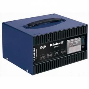 Einhell BT-BC 10 E Car Battery Charger 10A 12V