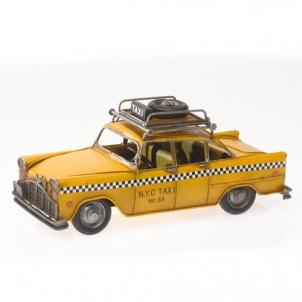 Ekskliuzyvinis metalinis automobilio modelis 904017 Rf-Collection Taxi NY 28 x 13 x 11 cm