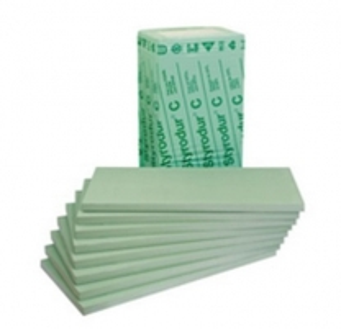 Extruded polystyrene STYRODUR 2800 C 1250x600x100