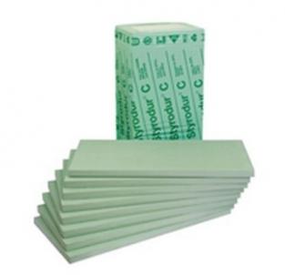Extruded polystyrene STYRODUR 2800C 1250x600x120