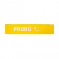 Elastinės juostos kilpa Proud Perfomance PRO 0.4mm 1/4 (lengvas)
