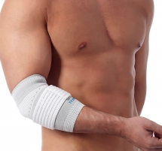 Elastinis alkūnės įtvaras Teyder Silver Line 282 Sporto medicina