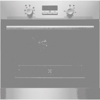 Electrolux EZB3400AOX Buil-In Multifunction Oven Įmontuojamos orkaitės