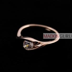 Elegantiškas žiedas Z524 Žiedai