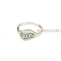 Elegantiškas žiedas Z624