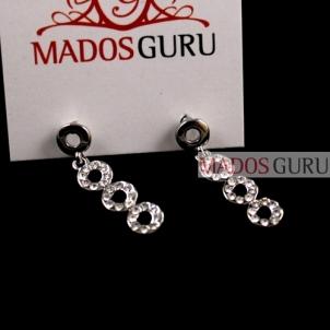 Elegant earrings A036 Earrings