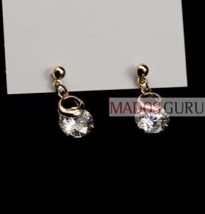 Elegant earrings A097 Earrings