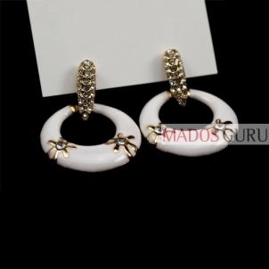 Elegant earrings A107