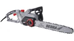 Elektrininis grandininis pjūklas DEDRA DED8701, 2,2 KW, 40 CM