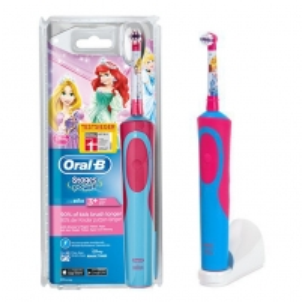 Elektrinis dantų šepetėlis Braun D12.513 Kids Oral hygiene