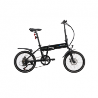 Elektrinis dviratis Blaupunkt Carl 290, 250 W, 20 , 25 km/h, Jet-Black Electric bicycles