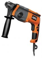 Elektrinis gręžtuvas AEG KH 24E 720W Electric drills screwdrivers