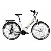 Elektrinis miesto dviratis Crussis e-City 1.11 - size 19 26 Elektriskie velosipēdi