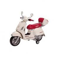 Elektrinis motociklas Vespa 12V