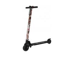 Elektrinis paspirtukas Electric scooter Skymaster Moonster Graffiti Brawl Paspirtukai, balansiniai dviračiai
