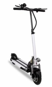Elektrinis paspirtukas EMScooter Extreme X13, Baltas (700W, 52V, 13Ah) Paspirtukai vaikams ir suaugusiems