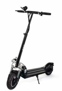 Elektrinis paspirtukas EMScooter Extreme X13, Juodas (700W, 52V, 13Ah) Paspirtukai vaikams ir suaugusiems