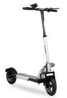 Elektrinis paspirtukas EMScooter Extreme XS 2, Baltas (48V, 500W, 13Ah) Paspirtukai vaikams ir suaugusiems
