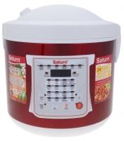 Elektrinis puodas Multicooker Saturn ST-MC9208 red Electric pot
