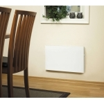 Elektrinis radiatorius ADAX VP1110 KET, IP24C, 1000W, 420mm x 540mm Electric radiators