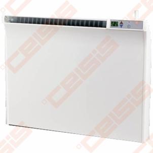 Elektrinis sieninis radiatorius Glamox tpa20 Elektriniai radiatoriai