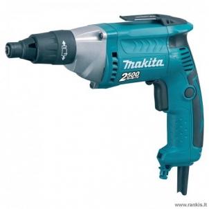 MAKITA FS 2500 elektrinis suktuvas Electric drills screwdrivers