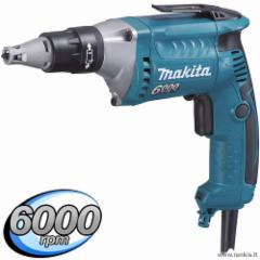 MAKITA FS6300 elektrinis suktuvas Electric drills screwdrivers
