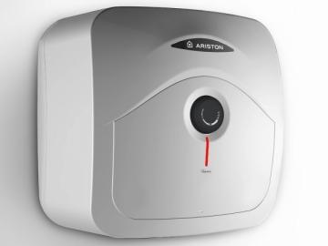 Elektrinis vandens šildytuvas Ariston Andris, R, 15 l, po plautuve Elektriniai vandens šildytuvai