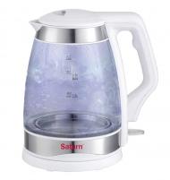 Electric kettle Electric kettle Saturn ST-EK8428 white| 1,7L white