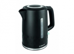 Electric kettle Electric kettle Scarlett SC-EK18P46 | 1,7 black Electric kettles