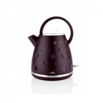 Elektrinis virdulys ETA Luna kettle ETA060590020 Standard, Bordo, 2200 W, 360° rotational base, 1.7 L Elektriniai virduliai